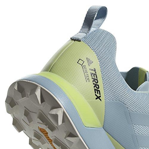 Gricen Terrex Damen W GTX adidas Laufschuhe CMTK Gricen Seamhe Grau 000 S184xwq7