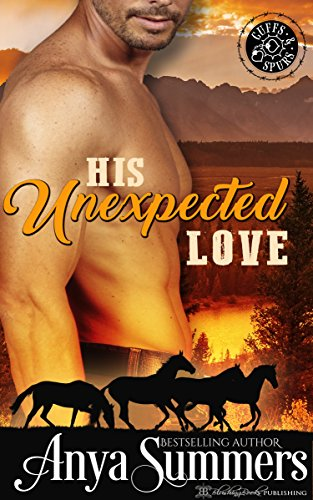 (His Unexpected Love: Carter and Jenna, the Beginning (Cuffs and Spurs Book 2))