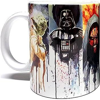 Star Wars Inspired 11oz Grade A Ceramic Mug/Cup