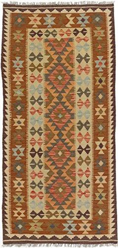 Hand Woven Carpet 3'1