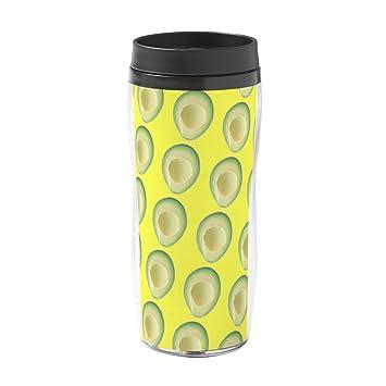 ef3acf8514 Amazon.com: CafePress - Avocado Sunrise 4Avery - 16 oz Travel Mug ...