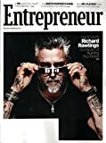 Entrepreneur Magazine May 2018 | Richard Rawlings