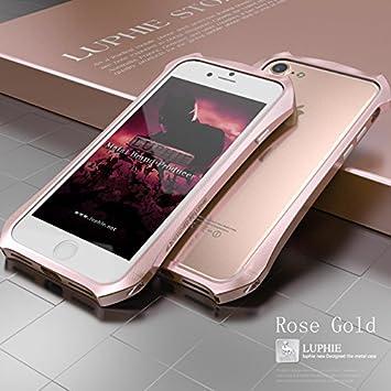053c4b6a59 TOP FILM アルミ バンパー カバー フレーム 超軽量 アルミニウム iPhone 7 アルミ ケース バンパー 電波 改善