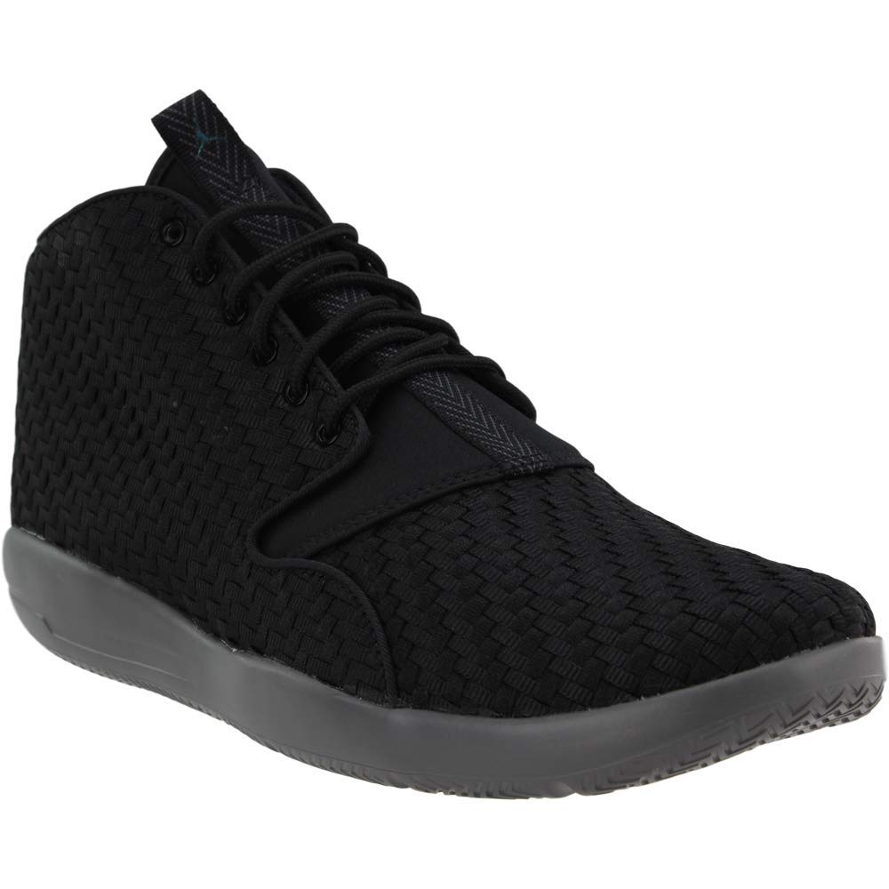 online store 1d3bc c9691 Jordan Nike Men s Eclipse Chukka Black Black Dark Grey Basketball ...