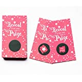 Coral Party Scratch Off Game Baby Shower, Bridal, Party...