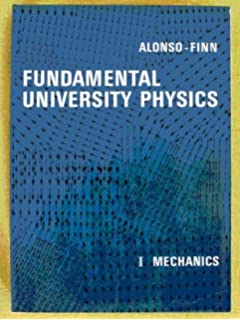 Amazon physics 9780201002409 marcelo alonso edward j finn fundamental university physics volume 1 mechanics addison wesley series in physics fandeluxe Images