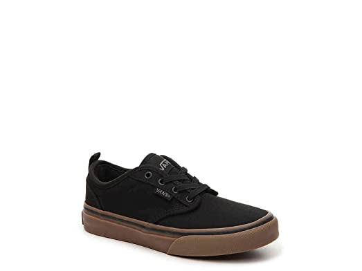 vans atwood canvas black gum