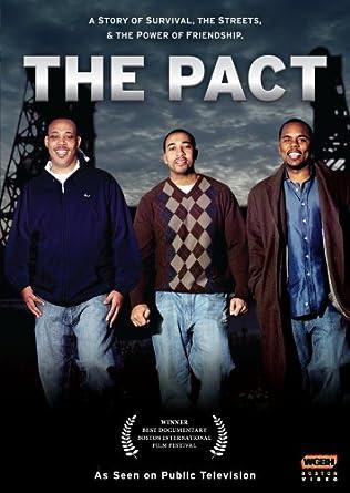 Amazon.com: The Pact: Dr. Sampson Davis, Dr. George Jenkins, Dr ...