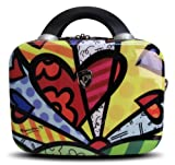 Heys USA Luggage Britto New Day Hard Side Beauty Case, Multi-Colored, One Size For Sale