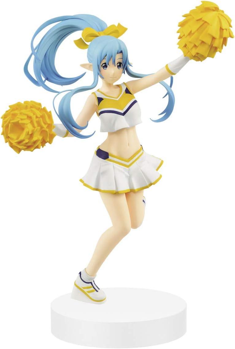 Sword Art Online Memory Defrag Exq Figure Asuna, Multicolor