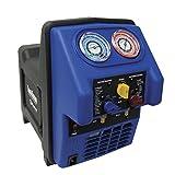 Mastercool (69300) Black/Blue Twin Turbo Refrigerant Recovery System