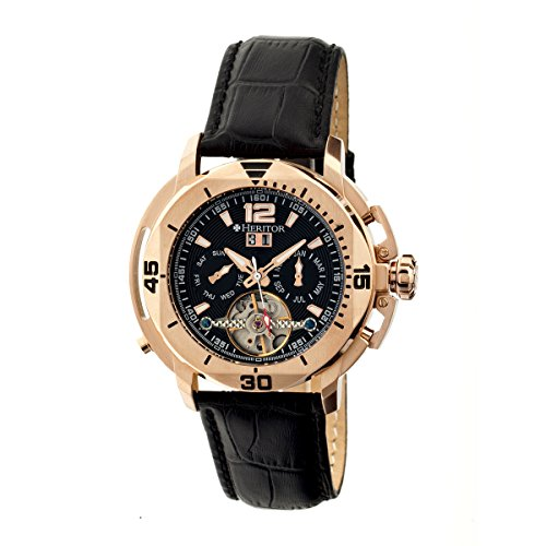 picture of Heritor Automatic Hr2806 Lennon Mens Watch