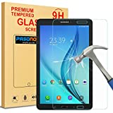 Samsung Galaxy Tab E 8.0 Screen Protector, Pasonomi [9H Hardness] [Crystal Clear] [Scratch-Resistant] Premium Tempered Glass Screen Protector Film for Samsung Galaxy Tab E 8.0 Inch Tablet Book Reviews