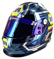 Chase Elliott Full Size NAPA Chrome Collectible NASCAR Replica Helmet from Brandart