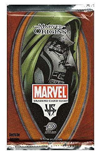 Upper Deck VS Systems Marvel Origins Booster (Tedesco)