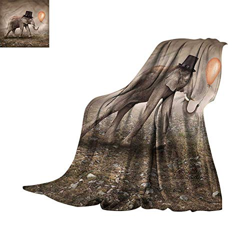 (homehot Bedroom Warm Blanket Eiffel Tower,Triumph Arch Fashion 70