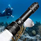 Odepro D2000P 2000Lumens Diving Flashlight Head