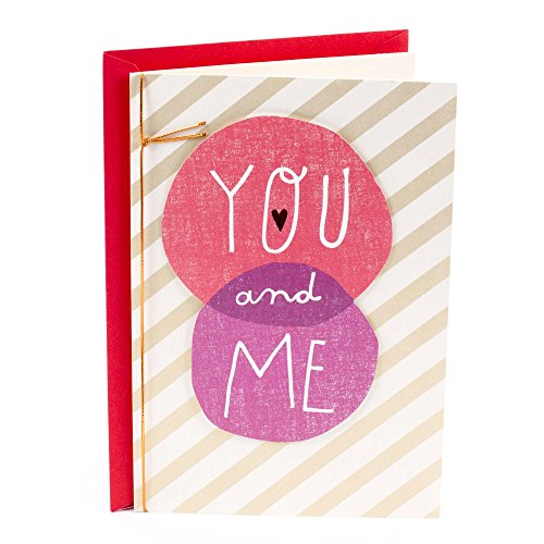Hallmark Sweetest Day Card for Spouse or Significant Other (You & Me) (Best Sweetest Day Gifts For Her)