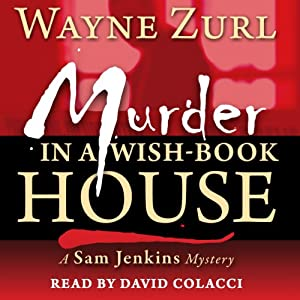 Murder in a Wish-Book House Audiobook