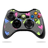 Protective Vinyl Skin Decal Cover for Microsoft Xbox 360 Controller wrap sticker skins Girly