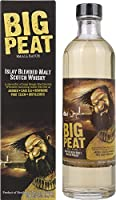 Big Peat Islay Blended Malt Scotch Whisky in Gift Box - 200 ml