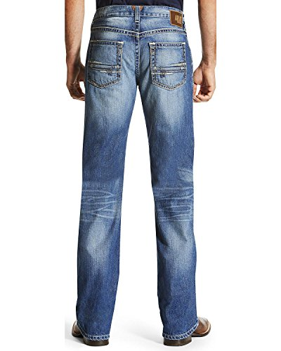 Ariat Mens M6 Adkins Western Jeans Boot Cut - 10020788
