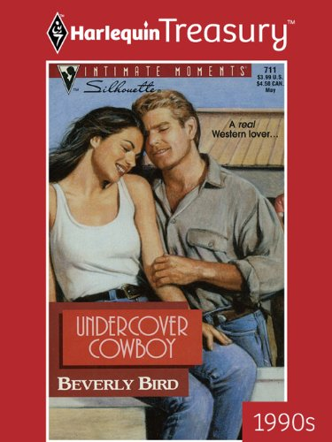 Undercover Cowboy (Silhouette Intimate Moments Book -