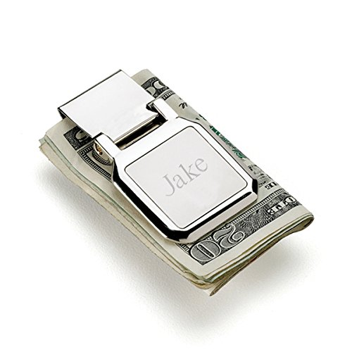 Personalized Folding Money Clip (Folding Money Clip)