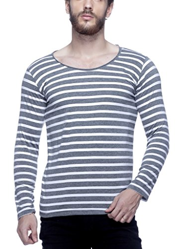 Tinted Mens Cotton Round Neck T Shirt  Medium  Anthera