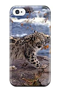 DzIysLY6512geoaE Tpu Case Skin Protector For Iphone 4/4s Wild Life Wallpaper With Nice Appearance