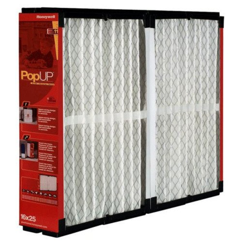 Honeywell POPUP2400 16 in. x 27 1/8 in. x 5 7/8 in.Merv 11 Replacement Filter for Aprilaire, Space-Gard