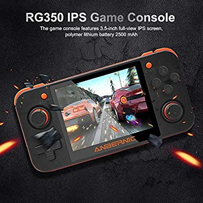 2020 Upgraded Portable Retro Classic Game Console Handheld,LianLe Newest RG350 IPS Retro Handheld Game Console 16GB,Favorite Toy for Boys,Best Gift for Kids Family: Arts, Crafts & Sewing
