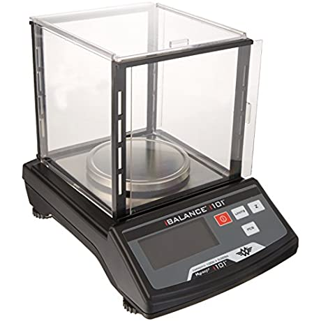 My Weigh SCM101BLACK 195 I101 100g By 0 005g Scale