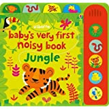 Baby's Very First Noisy Book Jungle (Babys Very First Books)