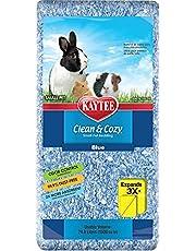 Kaytee Clean & Cozy sand för små husdjur/gnagare/hamster, 99,9% dammfri, luktkontroll