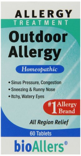 Bioallers Outdoor Allergy, 60-Count