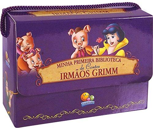 Minha pequena biblioteca de contos: irmãos Grimm