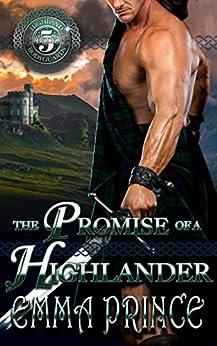 The Promise of a Highlander (Highland Bodyguards, Book 5) by [Prince, Emma]