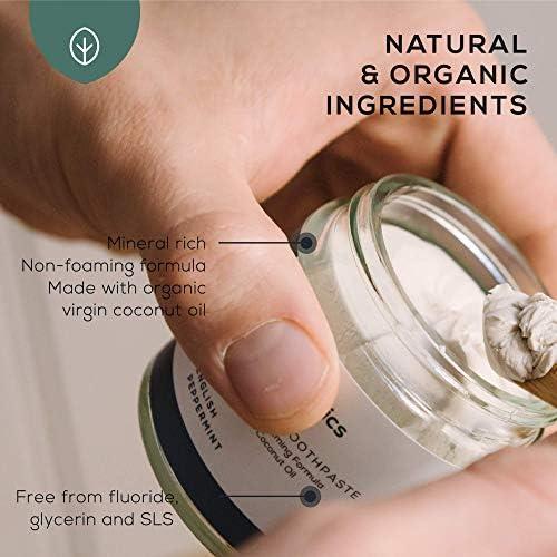 georganics Remineralizante Natural Aceite Coco Orgánico Pasta de ...