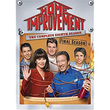 Home Improvement: Complete Eighth Season [DVD] [Region 1] [US Import] [NTSC]