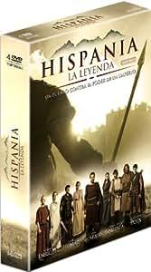Hispania: La leyenda (1ª temporada) [DVD]
