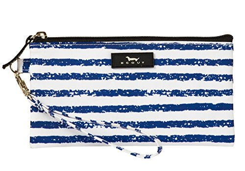 Scout Kate Wristlet - Chalk The Line by SCOUT
