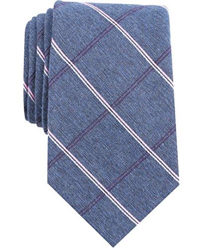 Nautica Men's Shoal Geo Tie, blue, One -