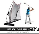 Rukket Haack Golf Net By SEC Coach Chris Haack 10 X 7ft