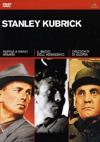 Stanley Kubrick Mgm Collection (3 Dvd) [Italia]: Amazon.es: Kirk ...