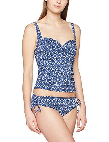 Blu Navy Donna Tankini Swimwear Beach old Miami Eva wqRFFT