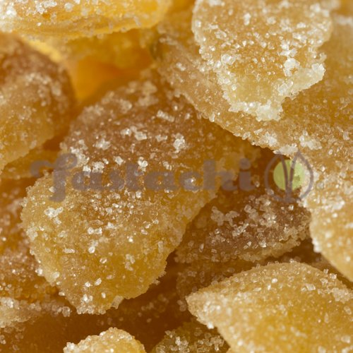 Fastachi® Crystallized Ginger