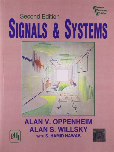 By Alan V. Oppenheim Signals & Systems (2nd) [Paperback]