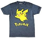 Pokemon Pikachu Graphic T-Shirt - Medium