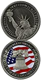 Freedom Is Not Free, Thank A Veteran Challenge Coin